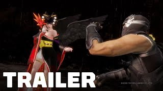 Dead or Alive 6 - The Tragic Weapon and Tengu Princess Trailer