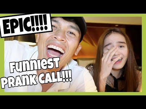 PRANK CALLING OUR FRIENDS!! EPIC!!!!