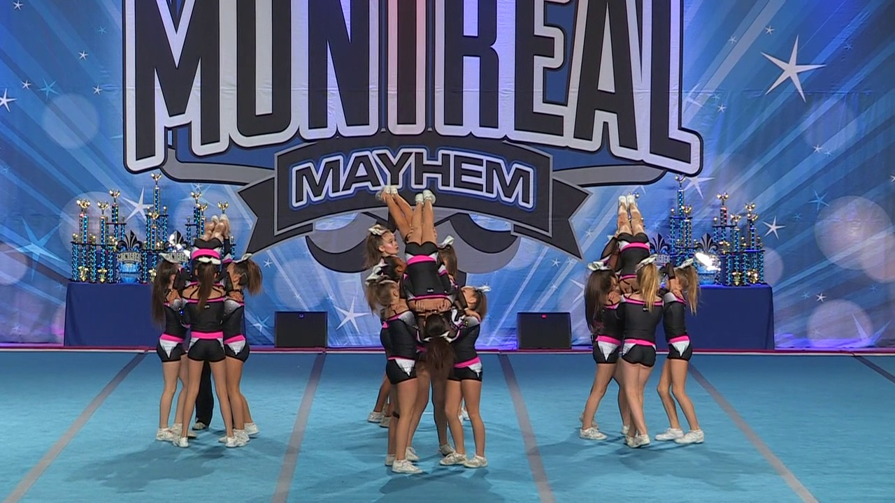 flyers cheer gym sensation small youth 3 youtube