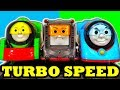 Turbo Speed Thomas Percy Diesel Packs Ultimate TrackMaster Fast Trains Burnout
