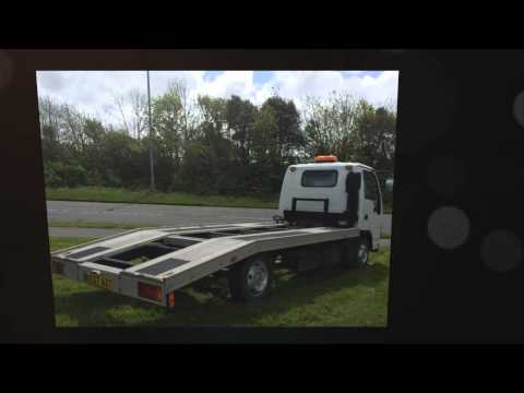 Isuzu Trucks Nkr-t NKR 77 **Superb Little Car Transporter** For Sale In Redruth, Cornwall