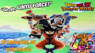F2P TEAM GUIDES ARE BACK!?! LR Ginyu Force F2P Team Is Amazing! Dragon Ball Z Dokkan Battle