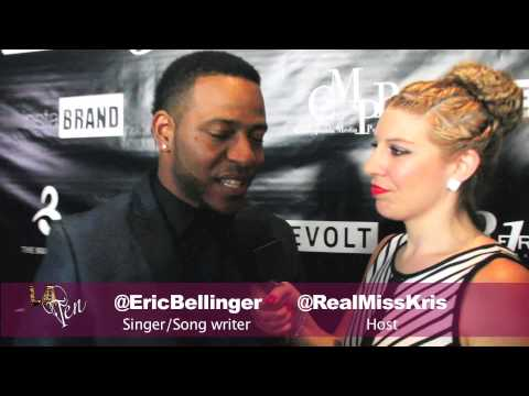 Eric Bellinger talks about latest song