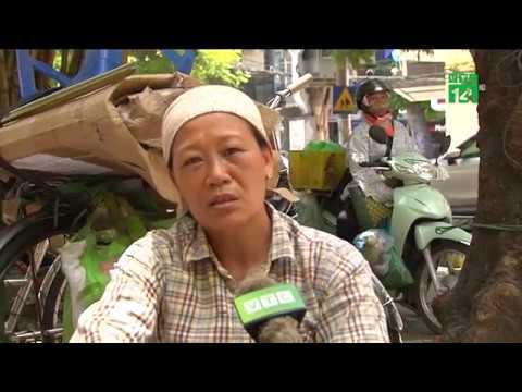 Nhọc nhằn mưu sinh ngày nắng nóng | VTC14