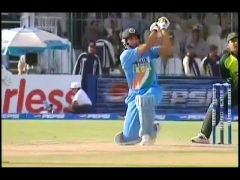 India vs Pakistan 2004 VVS LAXMAN 107 - MATCH WINNING CENTURY @ LAHORE