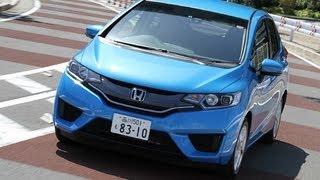 ホンダ フィット/フィットハイブリッド(FIT3) 試乗動画レポート ~国沢光宏のキビシイ目~ #lovecars #videotopics