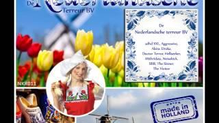 NKR011: 05: The Vizitor & Aggressive - Gekkigheid (230BPM)