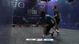 Deep bh movement with volley follow up - Farag