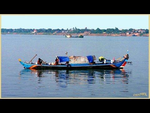 MEKONG -  vom Tonle Sap zum Mekong und Phnom Penh