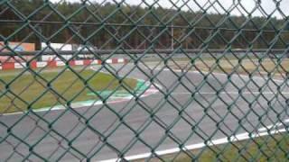 FIA GT Mesterschaft in Zolder (Belgien)