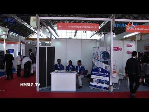 L & T Metro Rail Hyderabad Ltd | RenewX 2018 Hyderabad