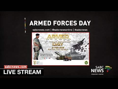 National Armed Forces Day 2019
