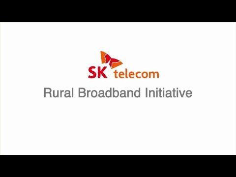 SK Telecom's Rural Broadband Initiative