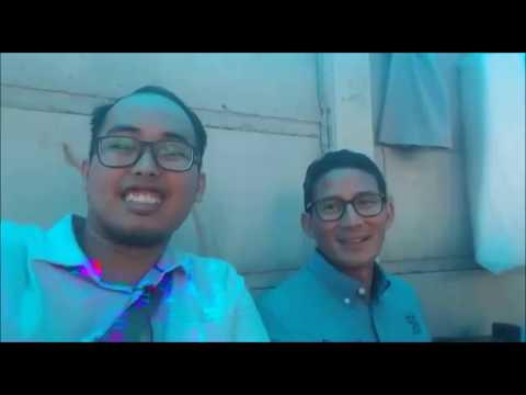 Ini Pesan Bang Sandi Untuk Para Pengusaha di Lampung