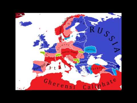 The Future of Europe - Episode 10: The Great European War