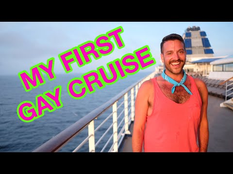 My First Gay Cruise| VACAYA