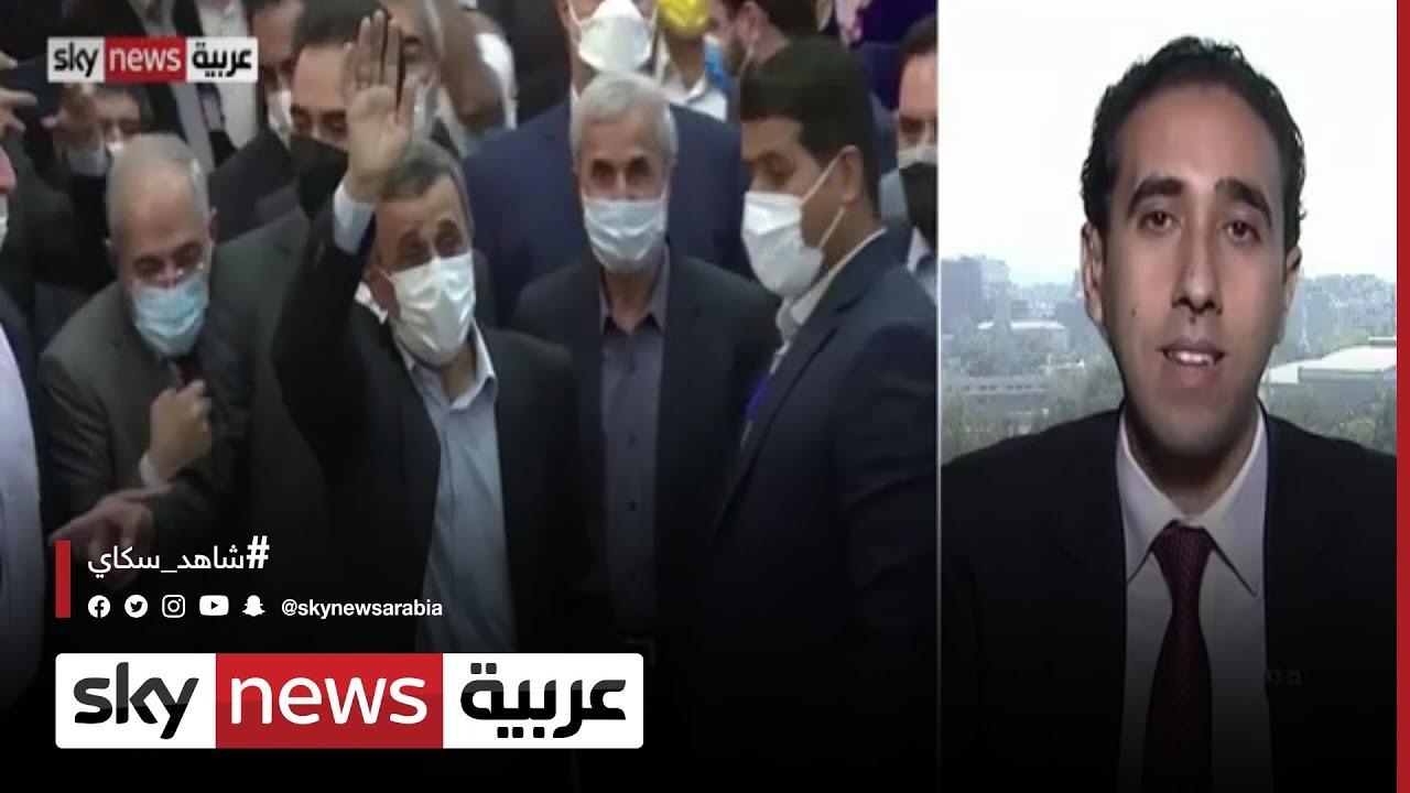 محمد خيري : رئيسي ولاريجاني يترشحان للانتخابات الرئاسية الإيرانية  - نشر قبل 20 دقيقة