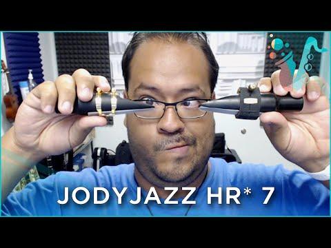 HAVE A GANDER! JodyJazz HR* 7 Baritone Saxophone Mouthpiece