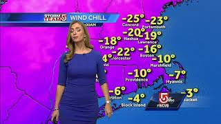 Video: Coldest stretch of weather in years arrives