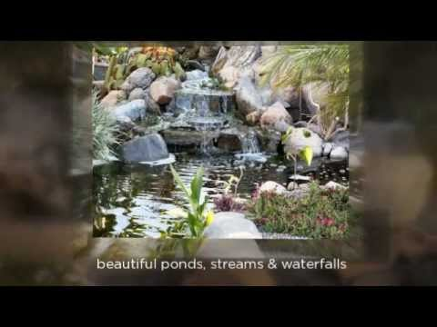 Kan-Do Ponds and Waterfalls Yorba Linda California | The City of Arcadia