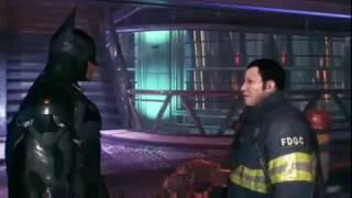 Batman: Arkham Knight [Hard v1] - Part 6   0 Deaths