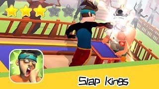 Slap Kings - Gameguru - Day5 Walkthrough Become world's best slapper Recommend index three stars