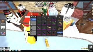 roblox mm2 christmas event 2016 crafting update is back