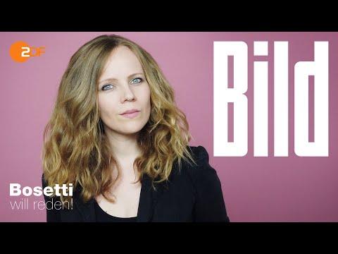 Bild Boykott: Wie werden wir die Bild-Zeitung los? | Bosetti will reden!