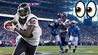 Watch andre johnson vs. calvin on thanksgiving day in 2012. subscribe to the houston texans channel: tex.nz/subscribe#wearetexans #tex...