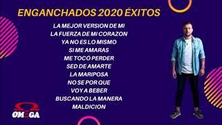 OMEGA ENGANCHADOS PARTE 1 EXITOS 2020