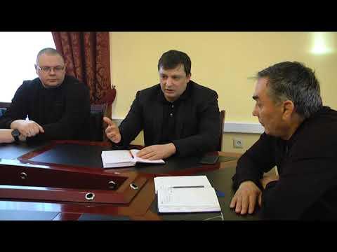 Сергокалинский район посетил управляющий директор АО  Дагестанская сетевая компания  Муртазали Гитин