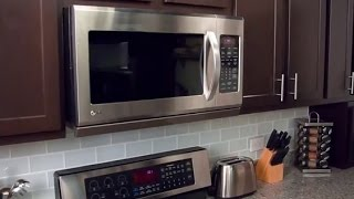 Best Over The Range Microwave Oven 2019 -Review