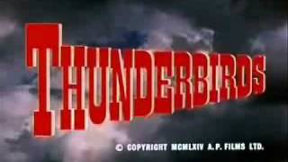 Thunderbirds Intro - The Man From M.I.5. (Includes 30 seconds clip before intro) Fan-Made