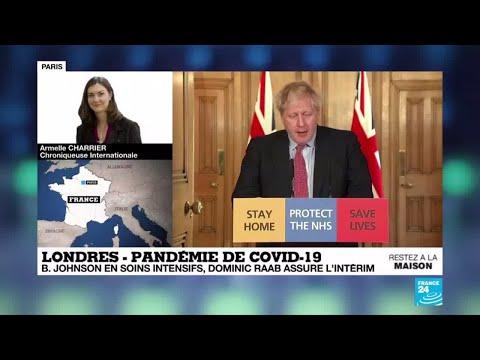 Coronavirus: Johnson hospitalisé, quelle vacance du pouvoir au Royaume-Uni ?