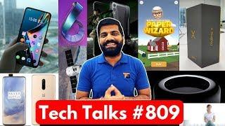 Tech Talks #809 - Realme X Box & First Look, Reno 60x Zoom, Zenfone 6 Price, Nokia 4.2, WWDC 2019