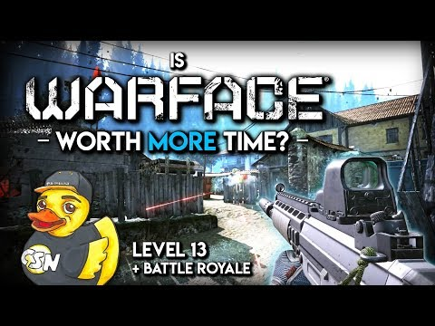 """Is """"Warface PVP"""" Worth More Time? thumbnail"""