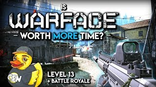 "Is ""Warface PVP"" Worth More Time?"