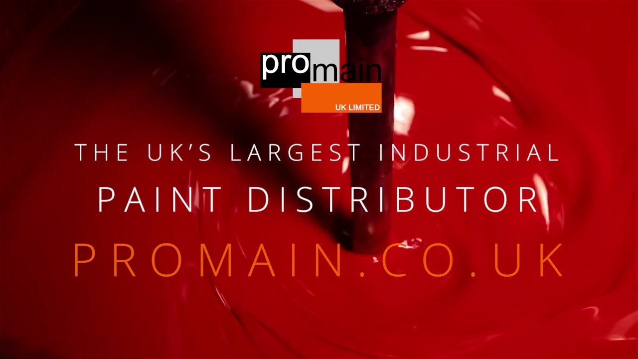 1 Industrial Paint Suppliers & Distributors in the UK