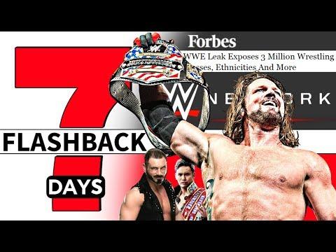 TITELWECHSEL bei Live-Events - Analyse! WWE-Hackerangriff! Was ist mit Aries? - 7DAYS