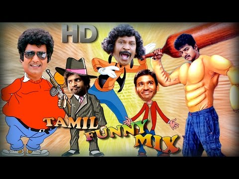 Tamil Funny Mix Non Stop Comedy | Full HD | 1080 | Latest Tamil Movie Comedy | New Tamil Comedy 2016