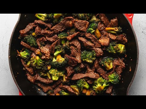 Easy Keto Beef and Broccoli Keto Stir Fry