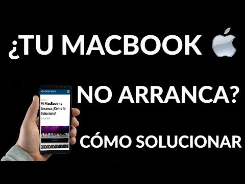 SOLUCIÓN - Mi MacBook no Arranca