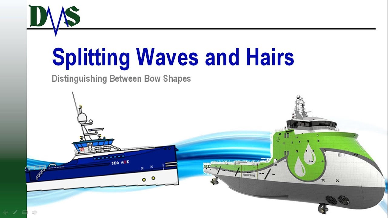 Bow Of A Boat >> Splitting Waves And Hairs Comparing X Bow Axe Bow And More