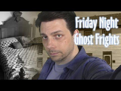 Friday Night Ghost Frights 7: Haunted Samuel Mudd House
