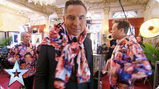 Stephen's jumpers are the latest LOOK! | BGMT 2019