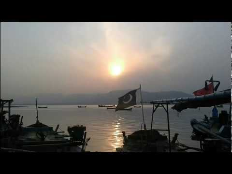 Best Fishing spot around Islamabad Pakistan (Tarbela Dam Lake)
