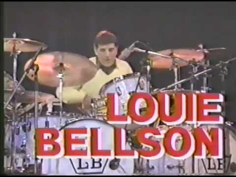 Billy Cobham Meets Louie Bellson
