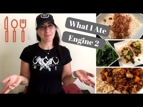 FOLLOWING THE ENGINE 2 MEAL PLAN 7 DAY RESCUE WHAT I EAT IN A DAY