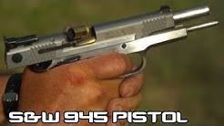 S&W 945 the .45 ACP 4506/ 1911 pistol hybrid! (4K)