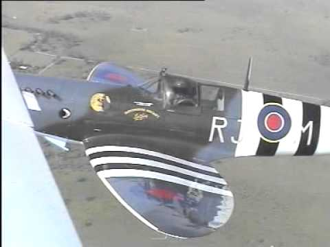 Supermarine Mk26 Spitfire promotional video #1
